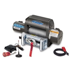 Electric Winches Archives - Ramsey Winch - Be Mighty on