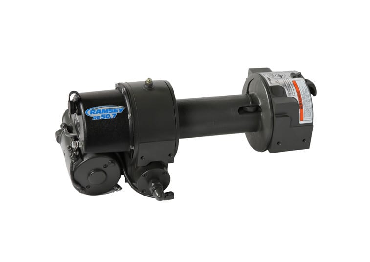 Electric Winches Archives - Ramsey Winch